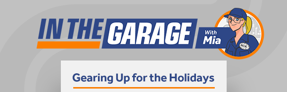 In The Garage by carparts.com